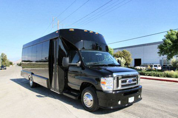 20 passenger party bus Christi