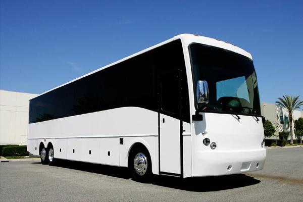 50 passenger charter bus Christi