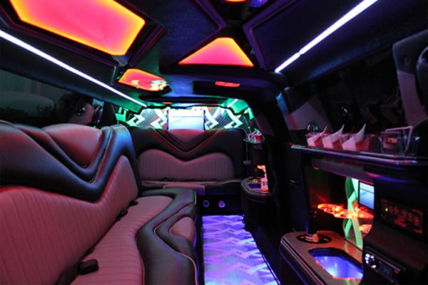 Chrysler 300 Limo rental Christi