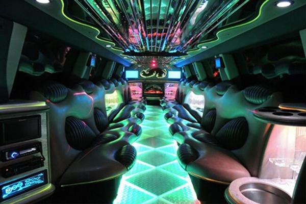 hummer limo rental Christi