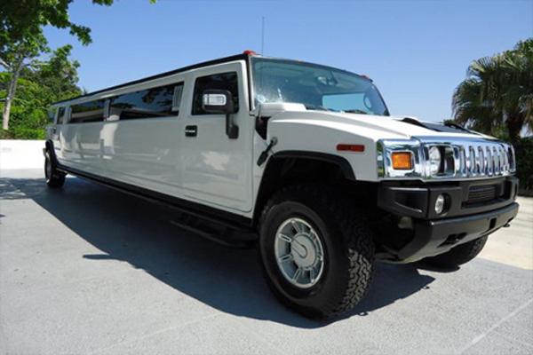 hummer limo service Christi