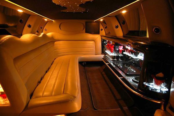lincoln limo service Christi