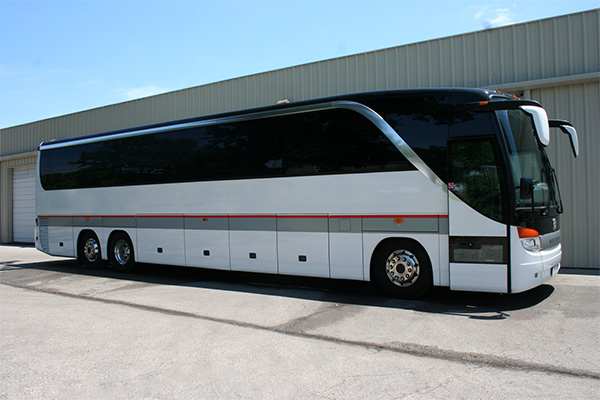 Corpus Christi 56 Passenger Charter Bus